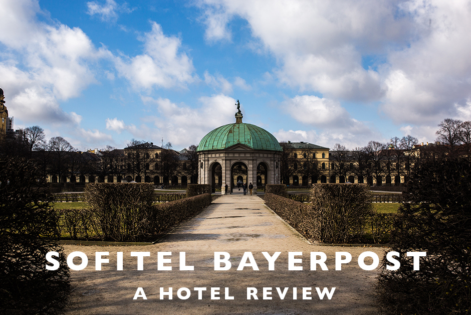 Sofitel Bayerpost Munich hotel review