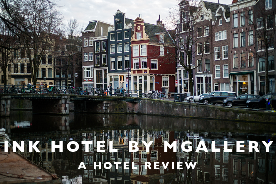 ink hotel amsterdam review