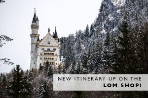 New Itinerary up on the LOM Shop!