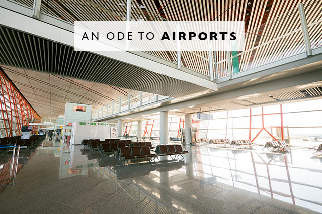 ode to airports