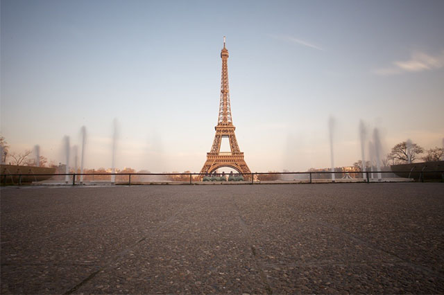avoid the crowds at the Eiffel Tower