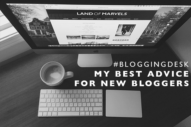 best advice for new bloggers