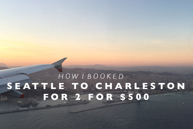 Seattle to Charleston
