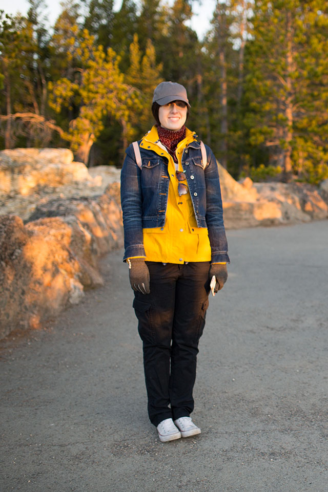 travel outfit for national parks