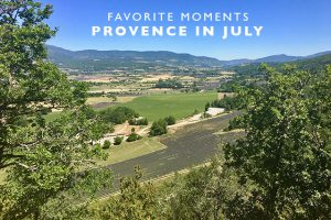 Favorite Moments : Provence in July