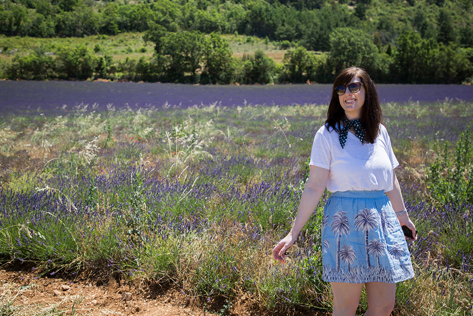 travel outfit for Provence