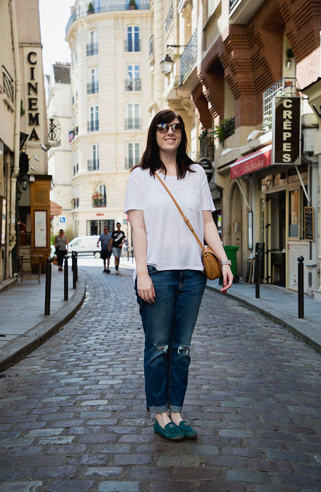 travel outfit for France in Summer
