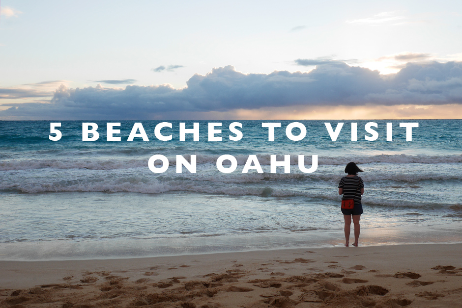 beaches to visit on Oahu