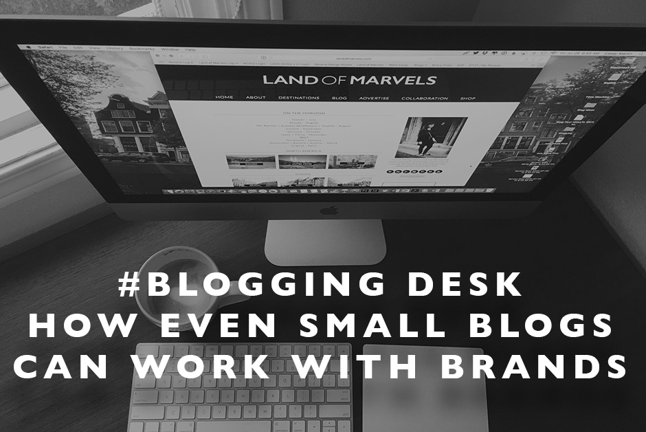small blogs can work with brands