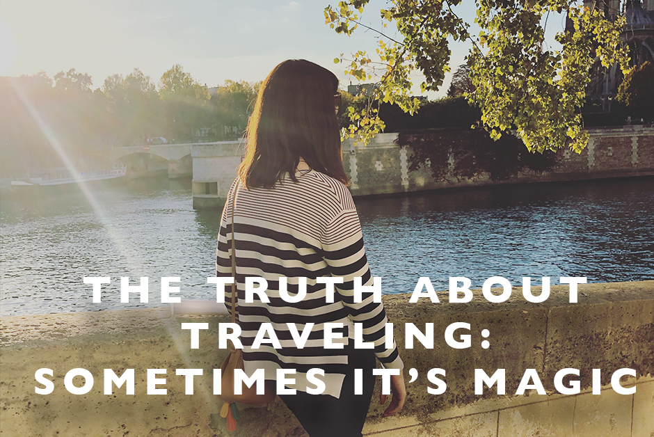 the truth about traveling