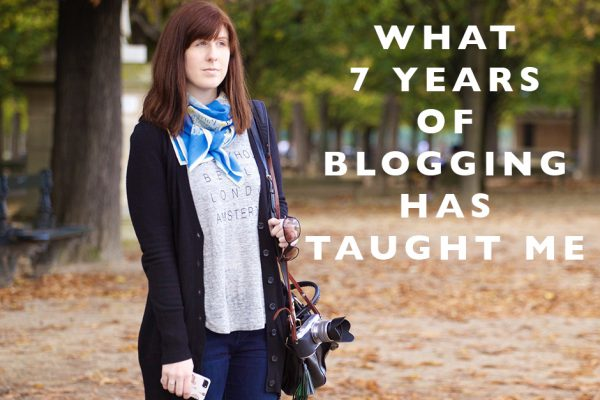 What 7 Years of Blogging has Taught Me