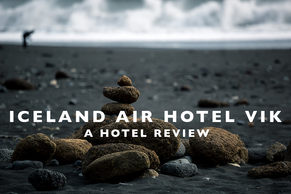 Iceland air hotel vik hotel review