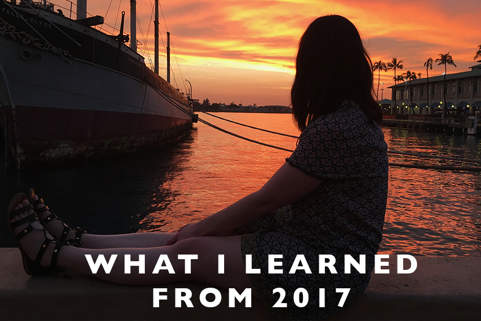 what I learned