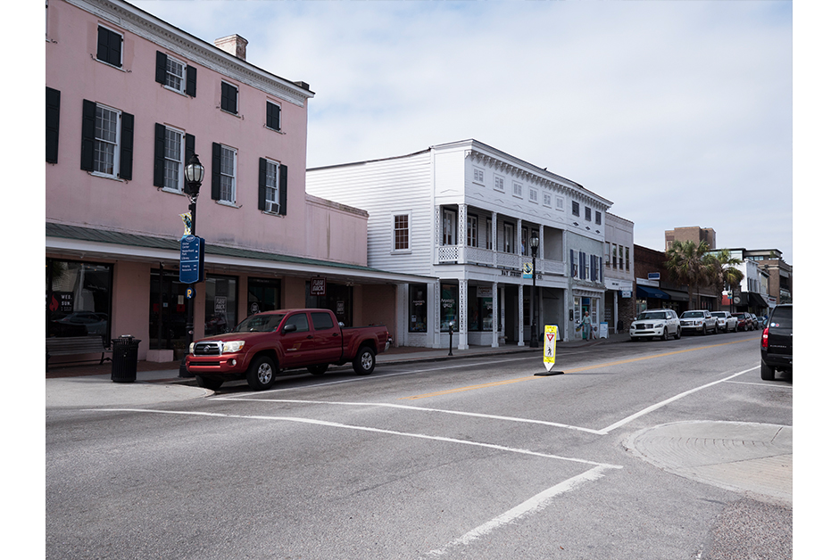 exploring Beaufort South Carolina