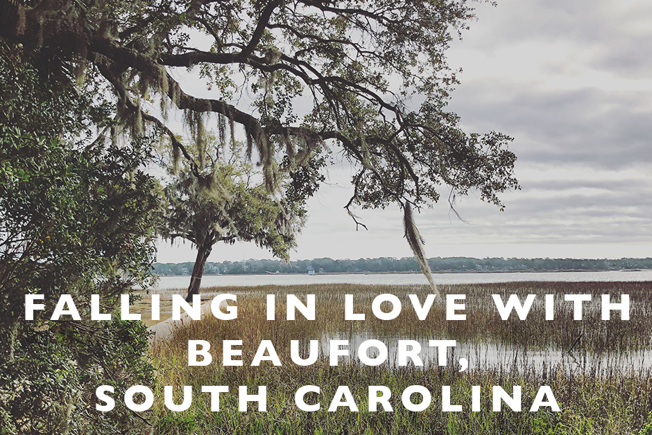 beautiful Beaufort South Carolina
