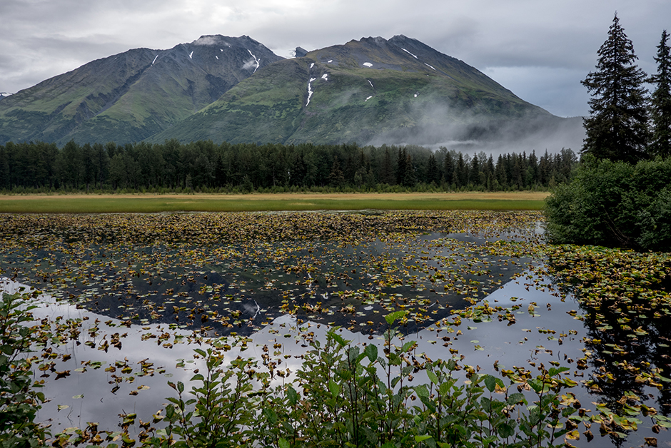 my favorite places in the USA Alaska