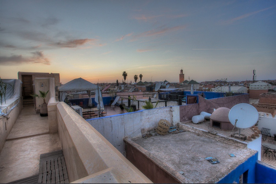 my favorite places in the world Marrakech Morocco