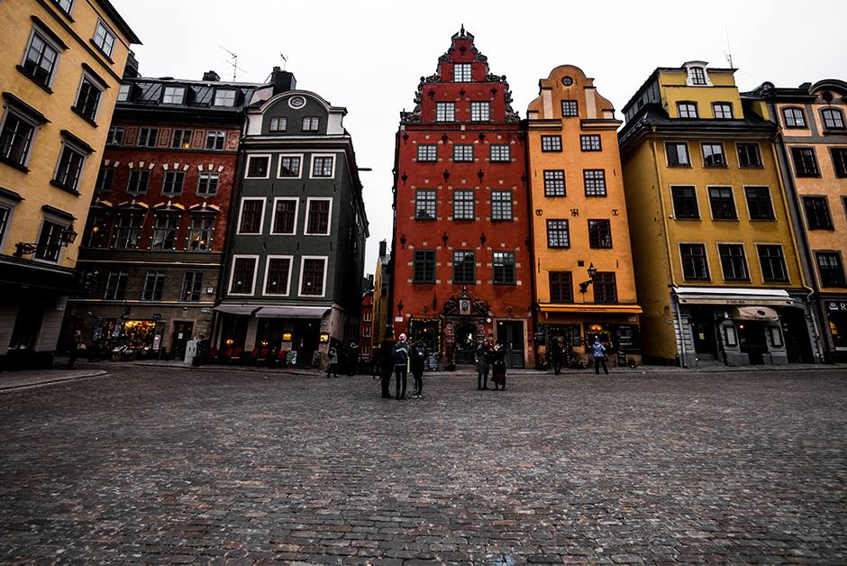 my favorite places in the world Stockholm Sweden