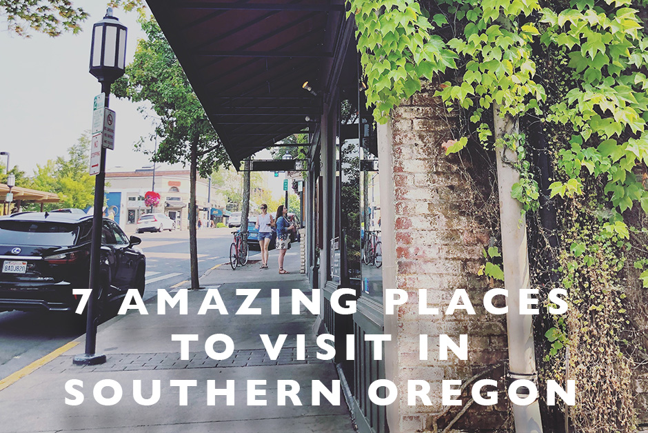 places to visit in Southern Oregon