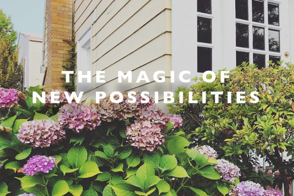 The Magic of New Possibilities