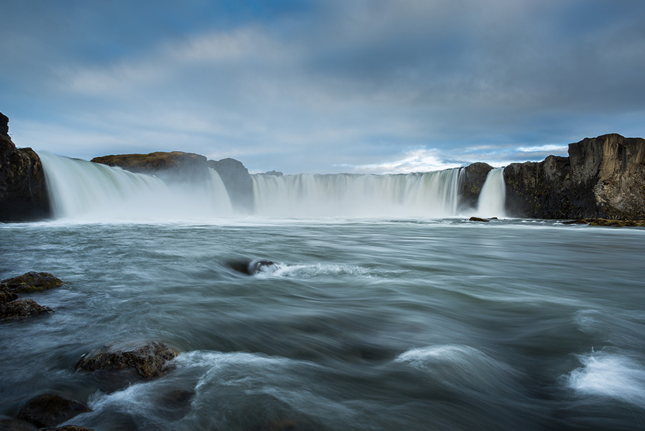 escape to Iceland