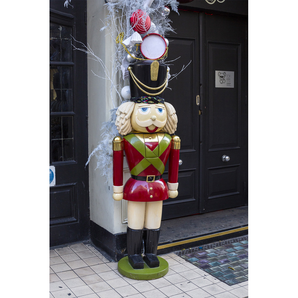 Christmas in London nutcracker