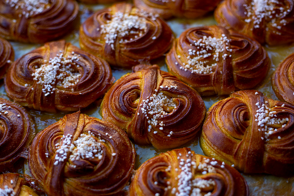 Fabrique London Swedish cinnamon buns