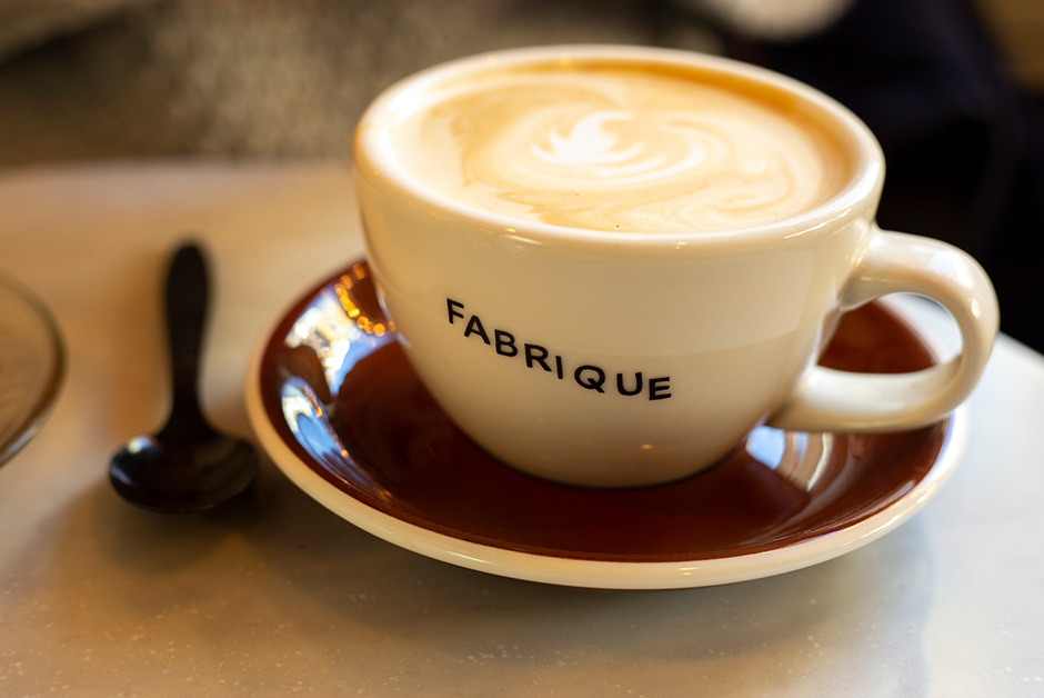 Fabrique London latte