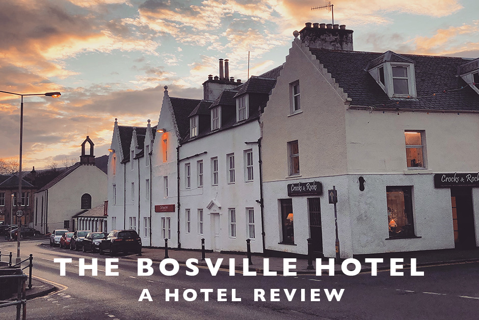 bosville hotel review Portree