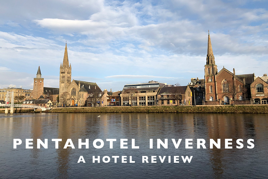 pentahotel inverness hotel review