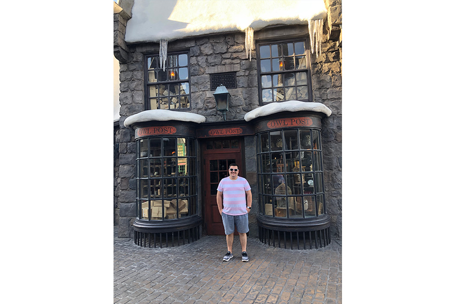 Wizarding World of Harry Potter in Los Angeles