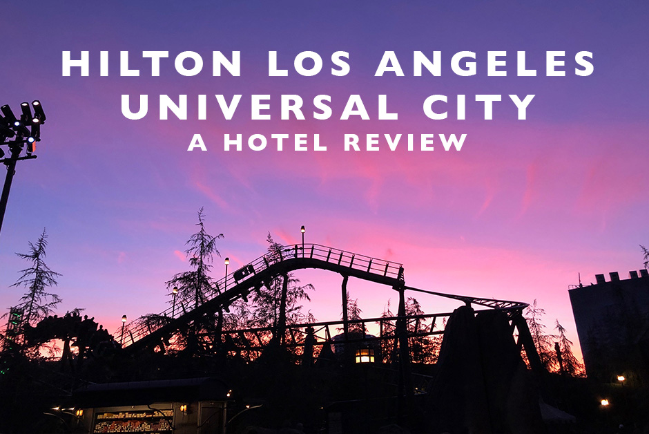 hilton Los Angeles universal city