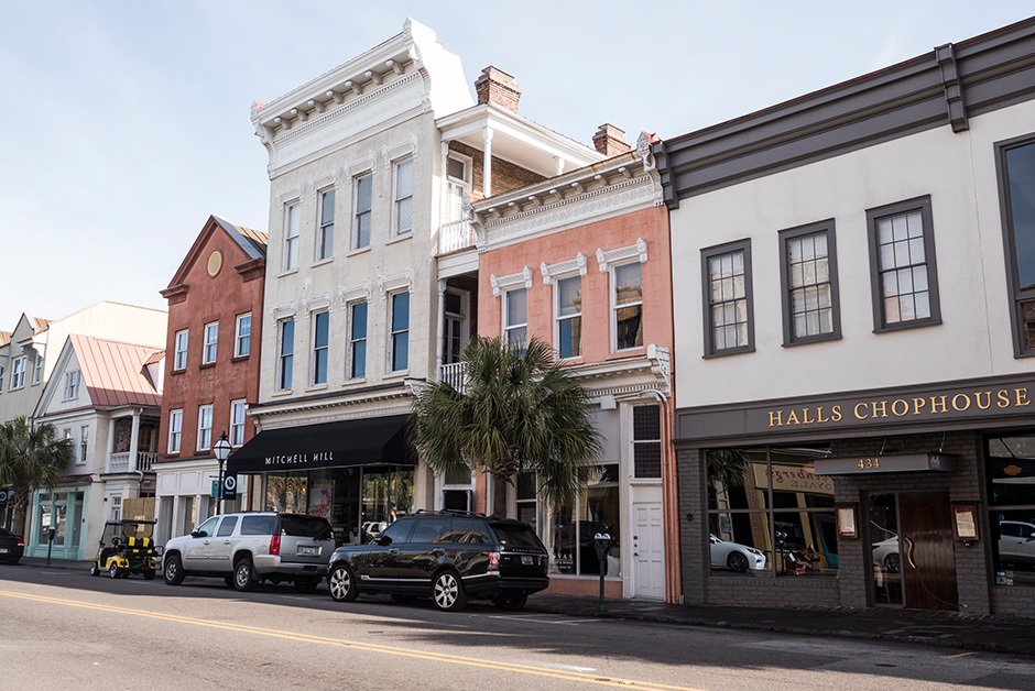 drawn to charleston