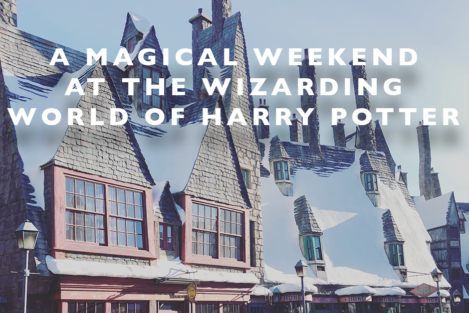 weekend at the Wizarding World of Harry Potter