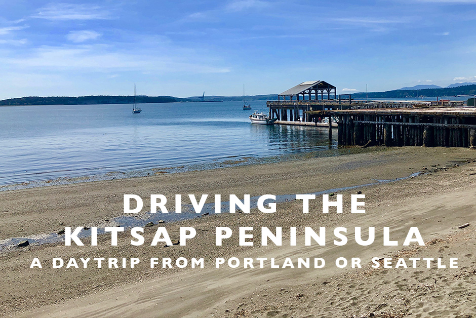 driving the Kitsap Peninsula