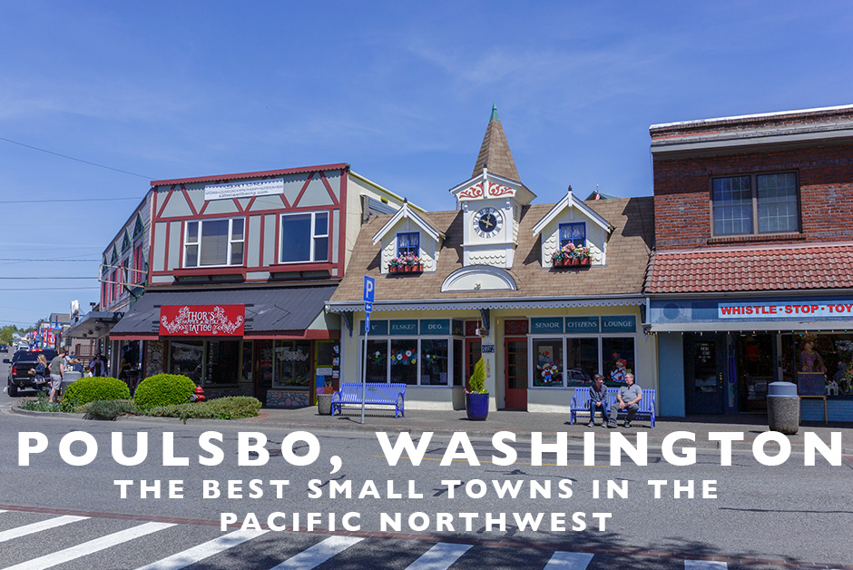 small towns in the Pacific Northwest Poulso Washington