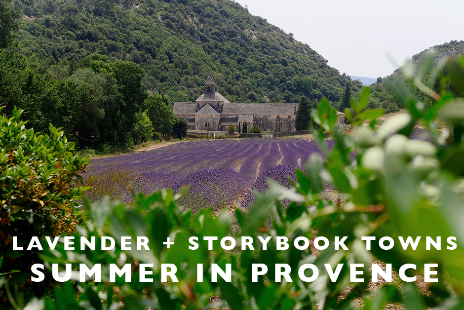 Summer in Provence lavender