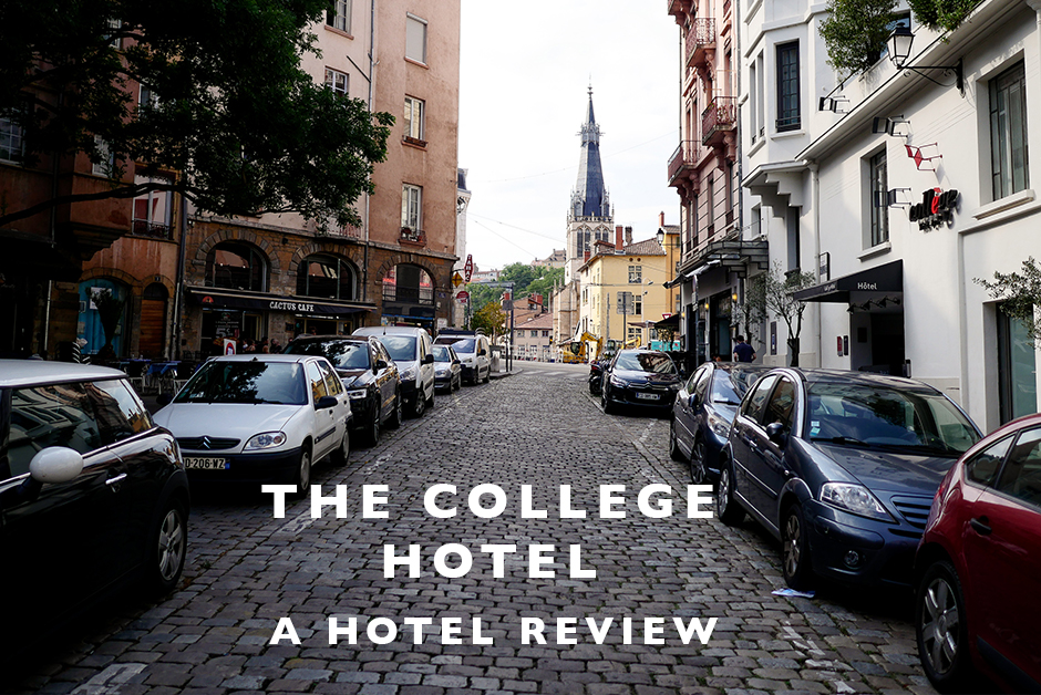 College Hotel Lyon France