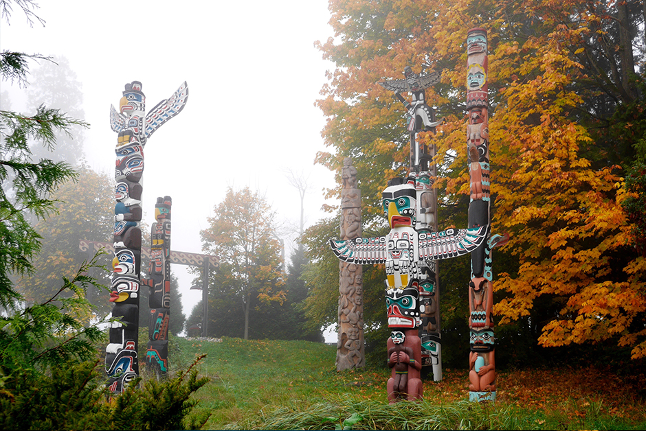 Fall travel list autumn Vancouver BC