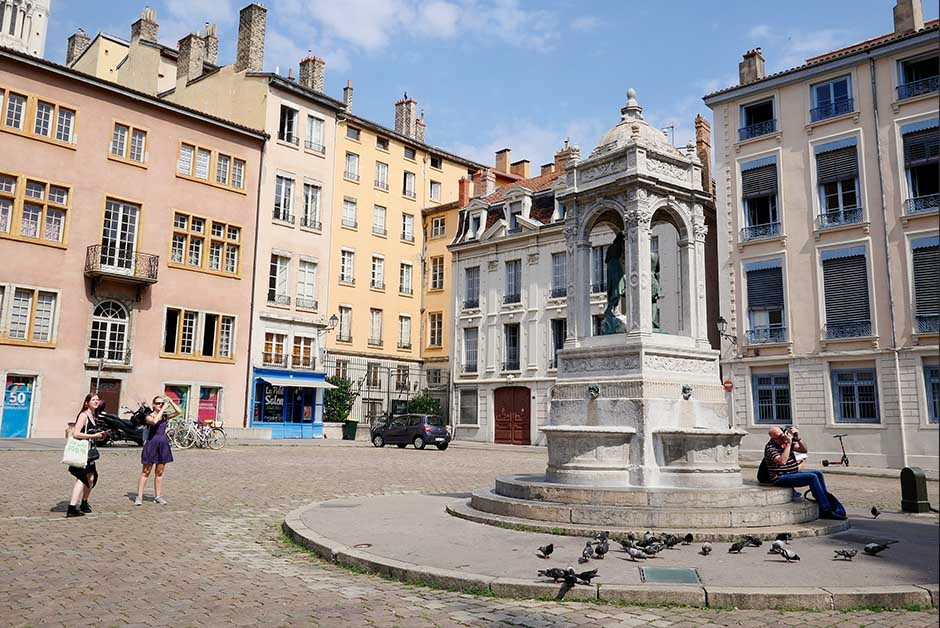 vacation ideas that you can actually afford Lyon France