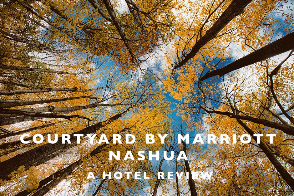 courtyard by marriott nashua hotel review