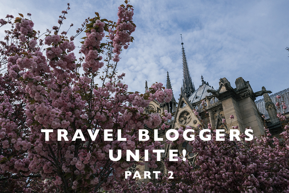 travel blogger unite