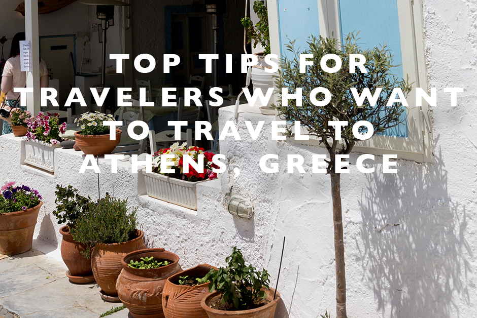 travel to athens greece