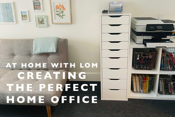 creating the perfect home office space