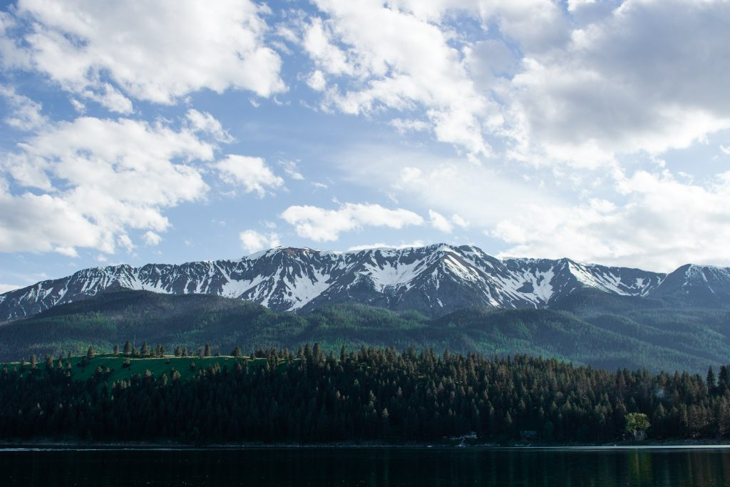 Wallowa Mountains Oregon