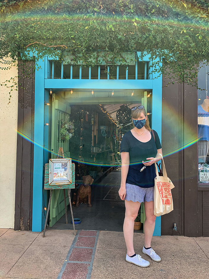 exploring Ojai California