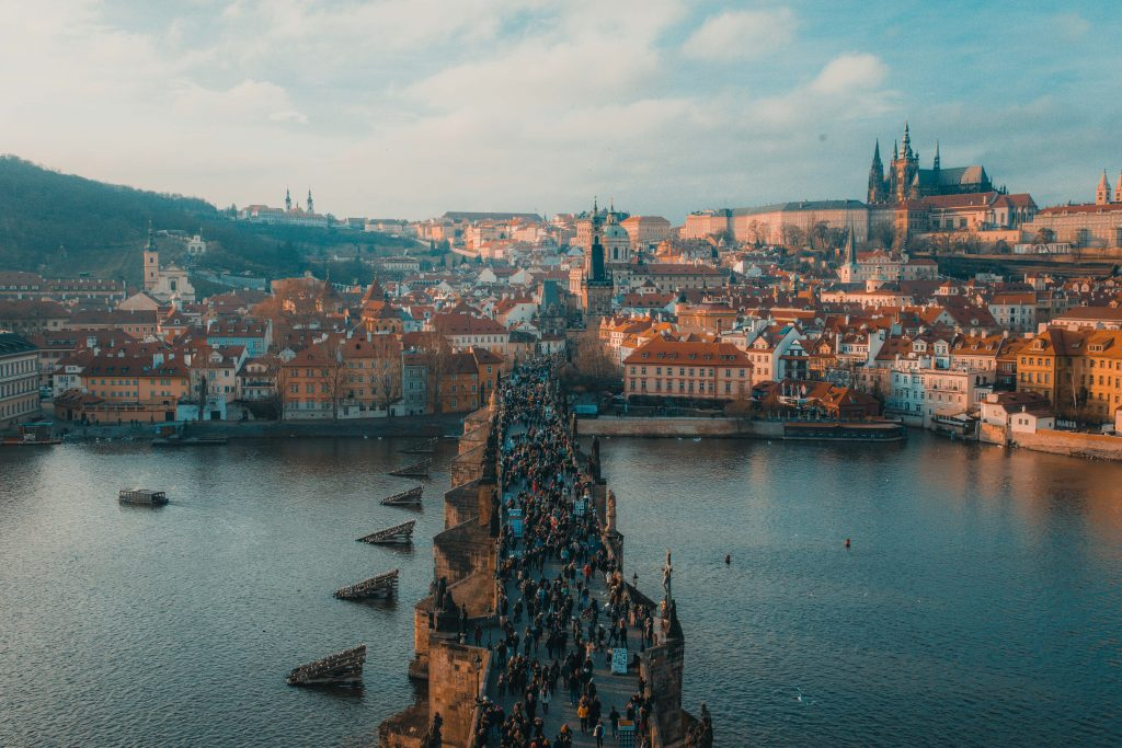 Prague and Eastern Europe
