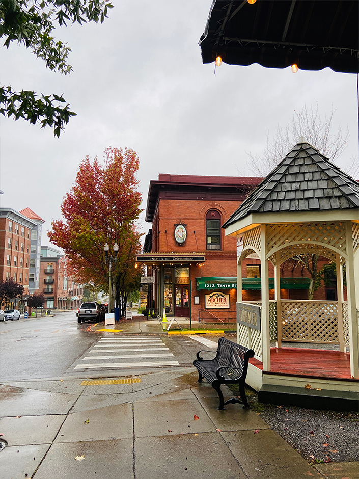 Fairhaven washington historic district