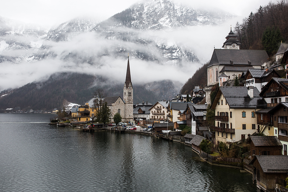 daytrip from Munich to Hallstatt Austria