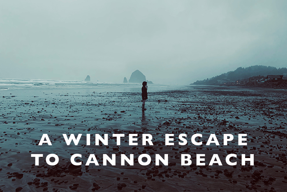 winter escape to bannon beach